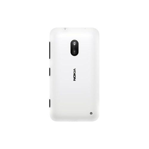 Teleplus Nokia Lumia 620 Arka Pil Batarya Kapak Beyaz