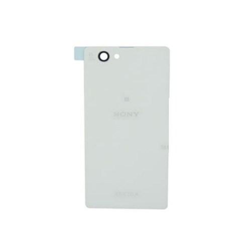 Teleplus Sony Xperia Z1 Mini Arka Kapak Beyaz