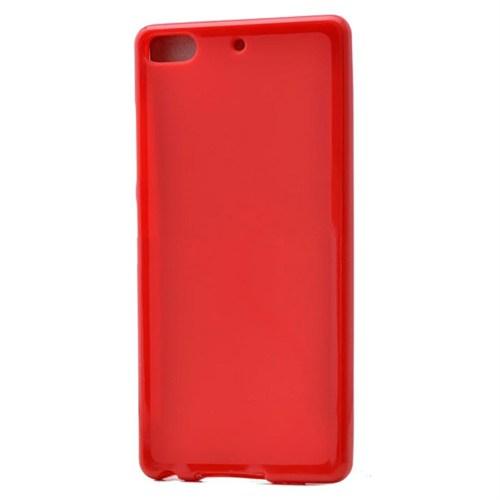 Discovery Elite Plus Silikon Kılıf Kırmızı
