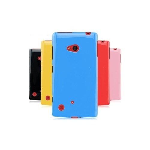 Teleplus Nokia Lumia 720 Silikon Kılıf Mavi