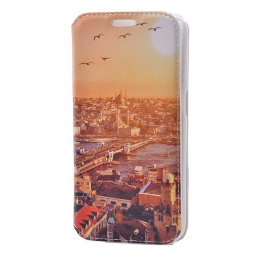 Teleplus Htc Desire 526G Desenli Kılıf İstanbul