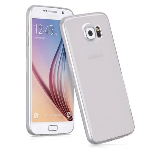 Kılıfshop Samsung Galaxy S6 0.2Mm Silikon Kılıf