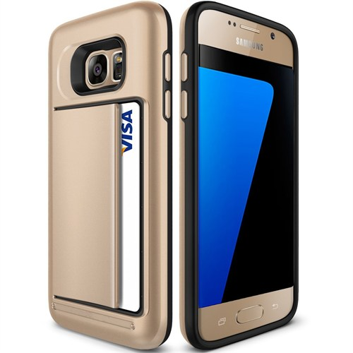 Kılıfshop Samsung Galaxy S7 Kılıf Damd Clip Cover