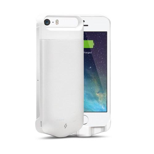Ttec Caffeine Go Mfi Şarj Kılıfı İphone 5/5S/Se 2Sk03b Beyaz