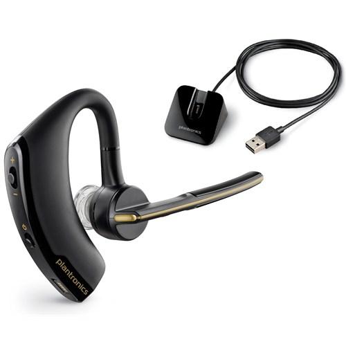 Plantronics Voyager Legend Altın Versiyon Bluetooth Kulaklık + Masaüstü Şarj Aleti - 202344-15