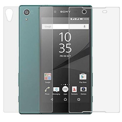 Sonmodashop Sony Xperia Z5 Ön Arka Temperli Cam Kırılmaz Ekran