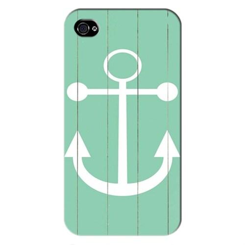 Cover&Case Apple İphone 4 / 4S Silikon Tasarım Telefon Kılıfı Ccs01-Ip01-0053