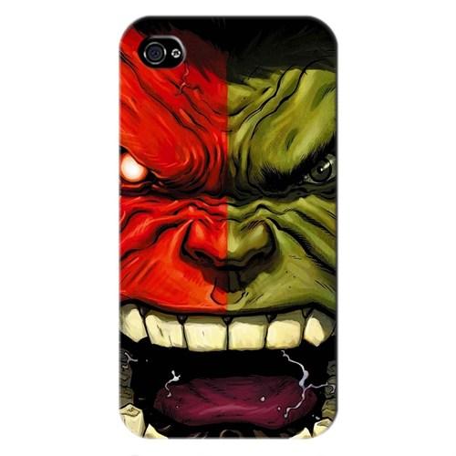 Cover&Case Apple İphone 4 / 4S Silikon Tasarım Telefon Kılıfı Ccs01-Ip01-0167