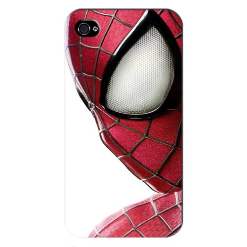 Cover&Case Apple İphone 4 / 4S Silikon Tasarım Telefon Kılıfı Ccs01-Ip01-0169