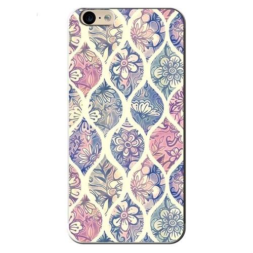 Cover&Case Apple İphone 6 / 6S Silikon Tasarım Telefon Kılıfı Ccs01-Ip03-0055
