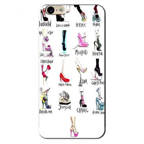 Cover&Case Apple İphone 6 / 6S Silikon Tasarım Telefon Kılıfı Ccs01-Ip03-0063