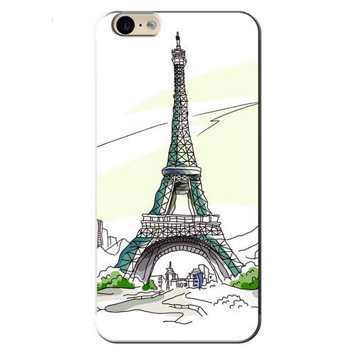 Cover&Case Apple İphone 6 / 6S Silikon Tasarım Telefon Kılıfı Ccs01-Ip03-0121