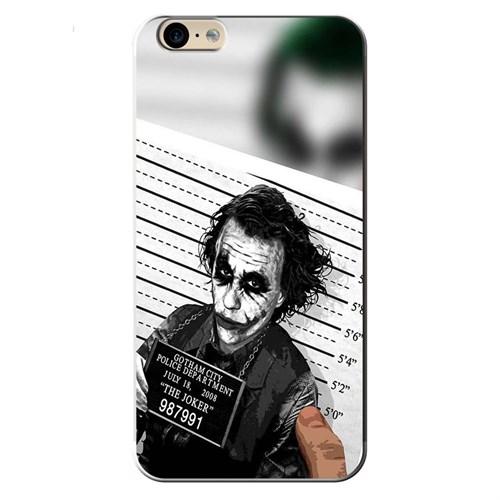 Cover&Case Apple İphone 6 / 6S Silikon Tasarım Telefon Kılıfı Ccs01-Ip03-0148