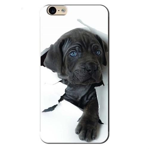 Cover&Case Apple İphone 6 / 6S Silikon Tasarım Telefon Kılıfı Ccs01-Ip03-0188