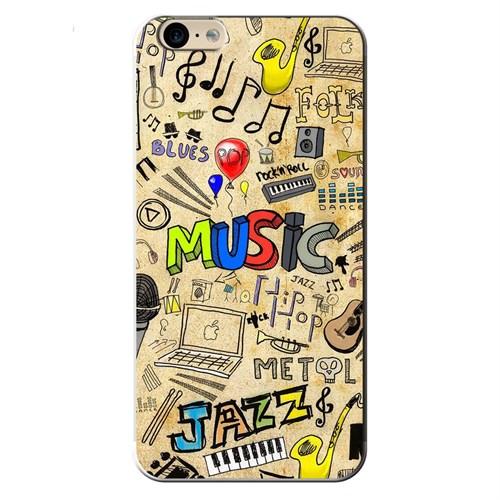 Cover&Case Apple İphone 6 / 6S Silikon Tasarım Telefon Kılıfı Ccs01-Ip03-0228
