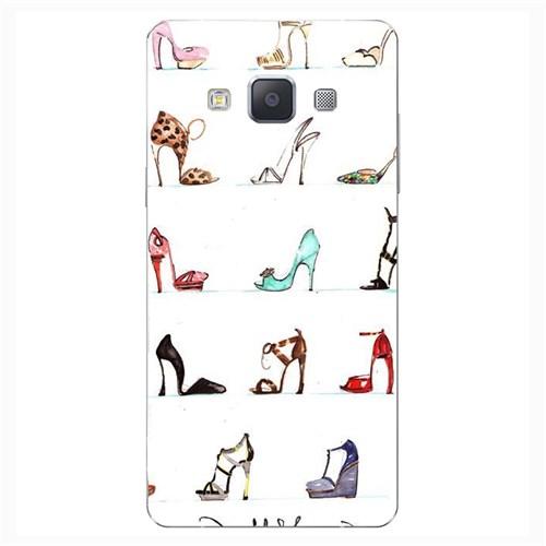 Cover&Case Samsung Galaxy A5 Silikon Tasarım Telefon Kılıfı Ccs02-A02-0007