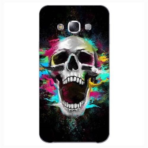 Cover&Case Samsung Galaxy E5 Silikon Tasarım Telefon Kılıfı Ccs02-E01-0237