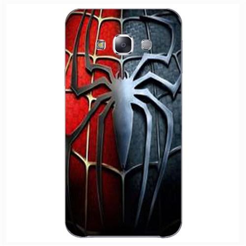 Cover&Case Samsung Galaxy E5 Silikon Tasarım Telefon Kılıfı Ccs02-E01-0249