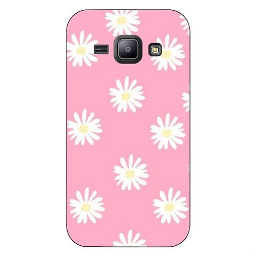 Cover&Case Samsung Galaxy J1 Silikon Tasarım Telefon Kılıfı Ccs02-J01-0070