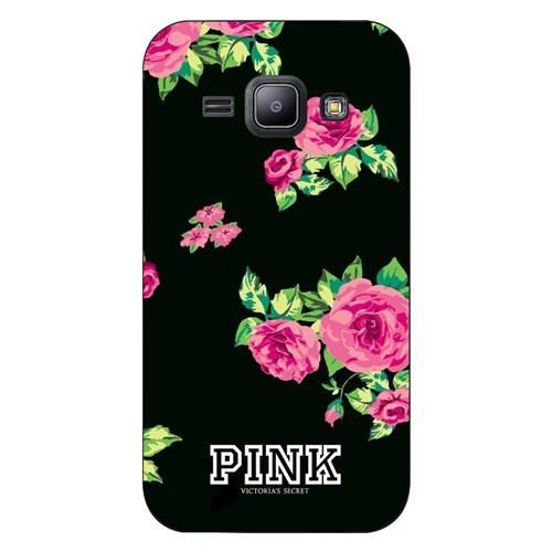 Cover&Case Samsung Galaxy J1 Silikon Tasarım Telefon Kılıfı Ccs02-J01-0079