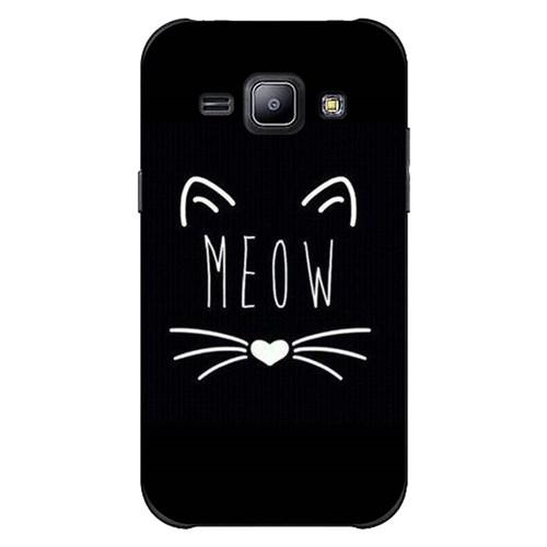 Cover&Case Samsung Galaxy J2 Silikon Tasarım Telefon Kılıfı Ccs02-J02-0031