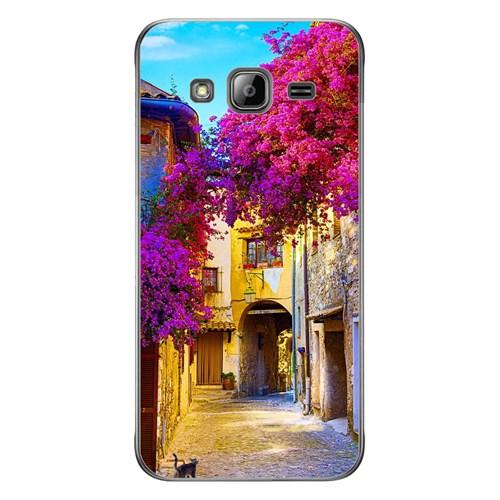 Cover&Case Samsung Galaxy J3 Silikon Tasarım Telefon Kılıfı Ccs02-J03-0022
