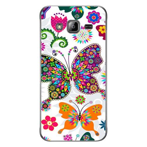 Cover&Case Samsung Galaxy J3 Silikon Tasarım Telefon Kılıfı Ccs02-J03-0138