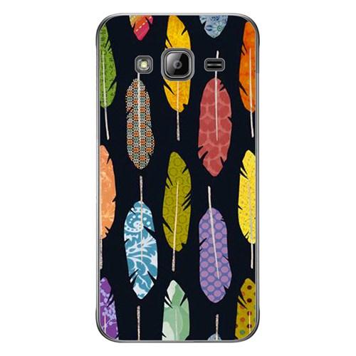 Cover&Case Samsung Galaxy J3 Silikon Tasarım Telefon Kılıfı Ccs02-J03-0203