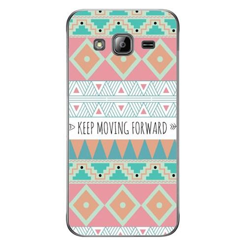 Cover&Case Samsung Galaxy J3 Silikon Tasarım Telefon Kılıfı Ccs02-J03-0204