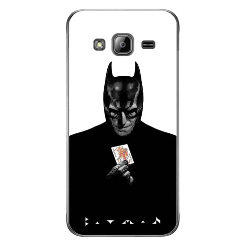 Cover&Case Samsung Galaxy J3 Silikon Tasarım Telefon Kılıfı Ccs02-J03-0214
