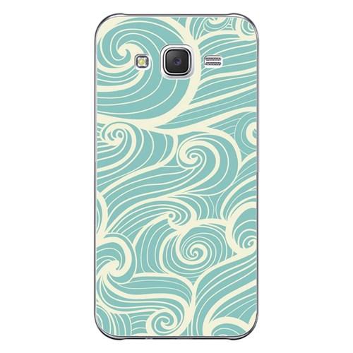 Cover&Case Samsung Galaxy J5 Silikon Tasarım Telefon Kılıfı Ccs02-J04-0030
