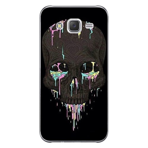 Cover&Case Samsung Galaxy J5 Silikon Tasarım Telefon Kılıfı Ccs02-J04-0074