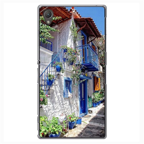 Cover&Case Sony Xperia Z1 Silikon Tasarım Telefon Kılıfı Ccs03-Xz01-0229
