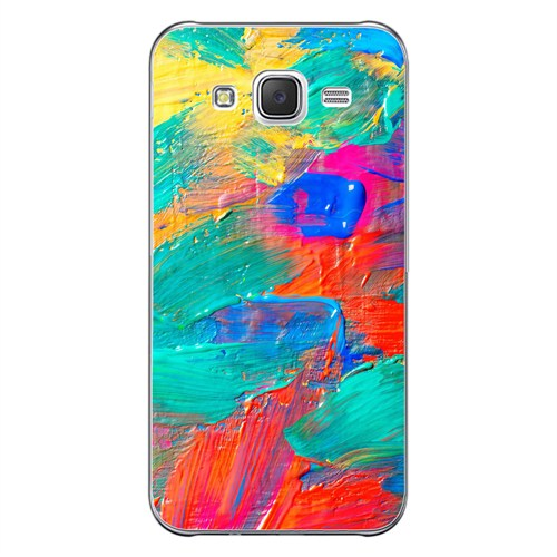 Cover&Case Samsung Galaxy J5 Silikon Tasarım Telefon Kılıfı Ccs02-J04-0257