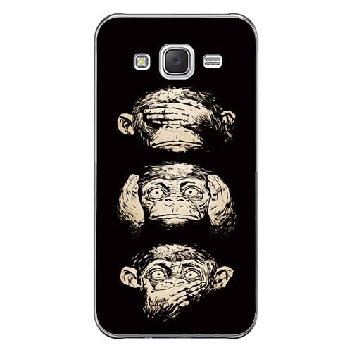 Cover&Case Samsung Galaxy J5 Silikon Tasarım Telefon Kılıfı Ccs02-J04-0276
