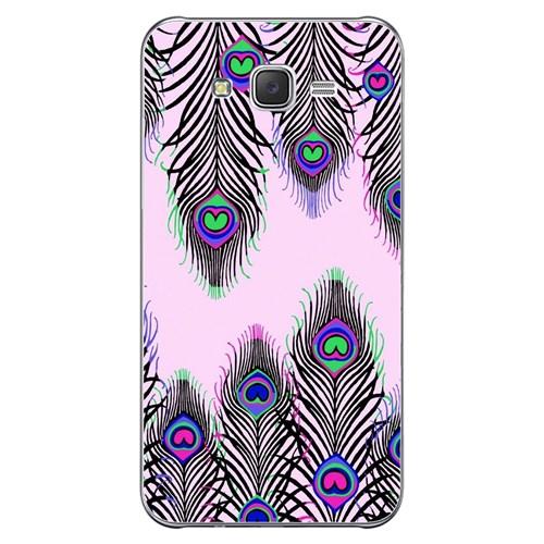 Cover&Case Samsung Galaxy J7 Silikon Tasarım Telefon Kılıfı Ccs02-J05-0047