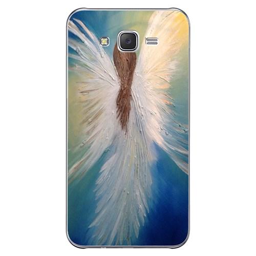 Cover&Case Samsung Galaxy J7 Silikon Tasarım Telefon Kılıfı Ccs02-J05-0069