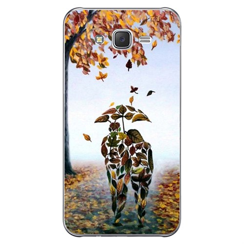 Cover&Case Samsung Galaxy J7 Silikon Tasarım Telefon Kılıfı Ccs02-J05-0240
