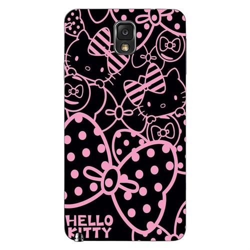 Cover&Case Samsung Galaxy Note 3 Silikon Tasarım Telefon Kılıfı Ccs02-N02-0062