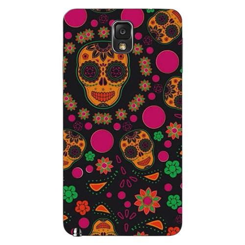 Cover&Case Samsung Galaxy Note 3 Silikon Tasarım Telefon Kılıfı Ccs02-N02-0103