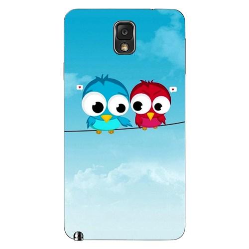 Cover&Case Samsung Galaxy Note 3 Silikon Tasarım Telefon Kılıfı Ccs02-N02-0123