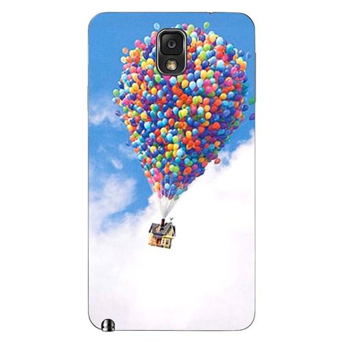 Cover&Case Samsung Galaxy Note 3 Silikon Tasarım Telefon Kılıfı Ccs02-N02-0132