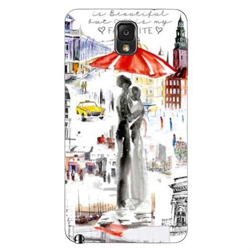 Cover&Case Samsung Galaxy Note 3 Silikon Tasarım Telefon Kılıfı Ccs02-N02-0142