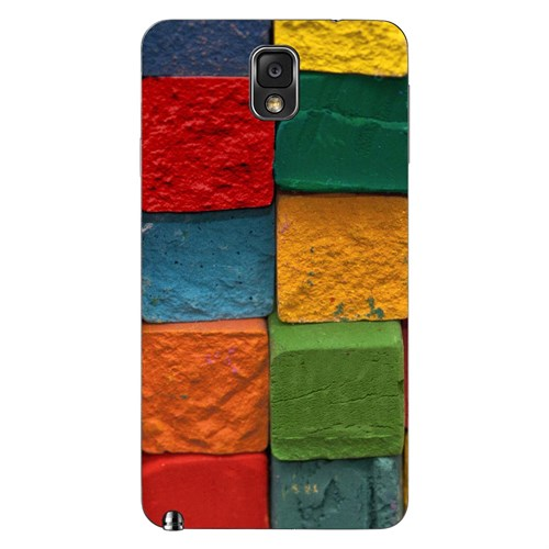 Cover&Case Samsung Galaxy Note 3 Silikon Tasarım Telefon Kılıfı Ccs02-N02-0171