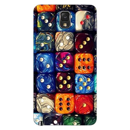 Cover&Case Samsung Galaxy Note 3 Silikon Tasarım Telefon Kılıfı Ccs02-N02-0185