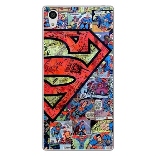 Cover&Case Sony Xperia Z5 Silikon Tasarım Telefon Kılıfı Ccs03-Xz05-0293