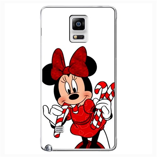 Cover&Case Samsung Galaxy Note 4 Silikon Tasarım Telefon Kılıfı Ccs02-N03-0137