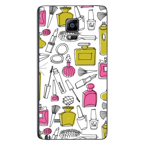Cover&Case Samsung Galaxy Note Edge Silikon Tasarım Telefon Kılıfı Ccs02-N05-0164