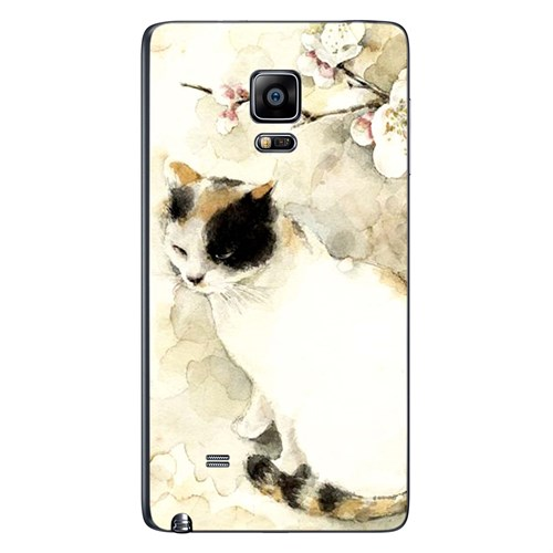 Cover&Case Samsung Galaxy Note Edge Silikon Tasarım Telefon Kılıfı Ccs02-N05-0202