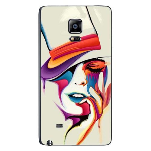 Cover&Case Samsung Galaxy Note Edge Silikon Tasarım Telefon Kılıfı Ccs02-N05-0226